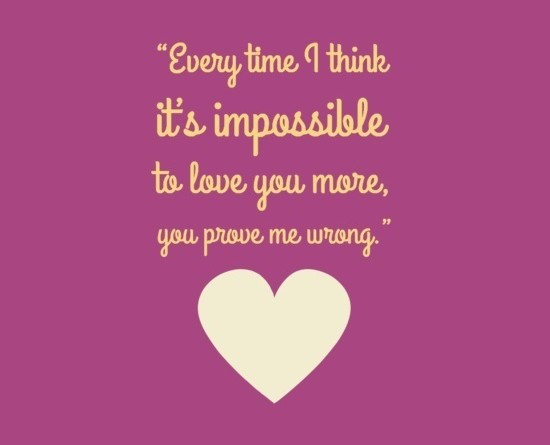 Cute I Love You Quotes Magnificent 48 [REALLY] Cute Love Quotes For Him AWESOME COOL 48