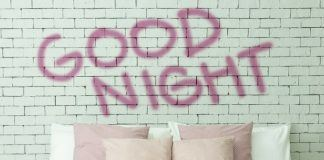 good night sms for girls