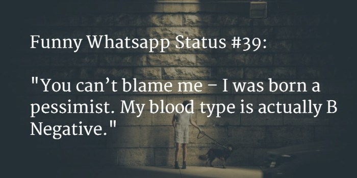 whatsapp status 4
