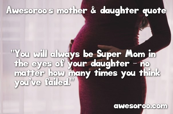 awesome mother daughter quote