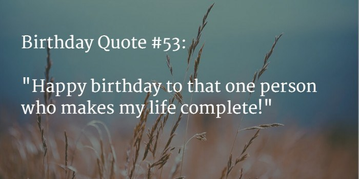 Romantic Happy Birthday Quotes To Share Your Love!