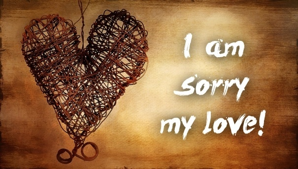 i am sorry my love wallpapers - photo #31