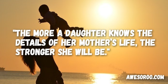 Mother Child Bond Quotes: 110+ [BEST] Mother & Daughter Status Quotes (Oct. 2018 UPDATE