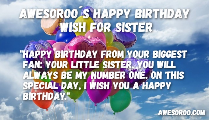 318 BEST Happy Birthday Sister Status Quotes Wishes Apr 2019