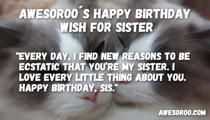 I Love You Sister Quotes Inspiration 48 [BEST] Happy Birthday Sister Status Quotes Wishes Oct 48