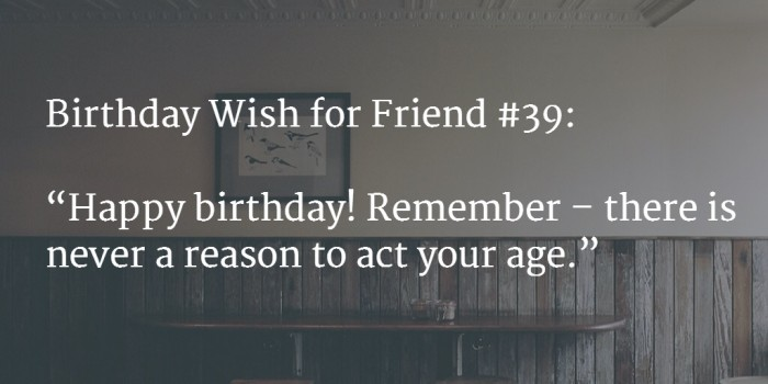 friend birthday wish 3