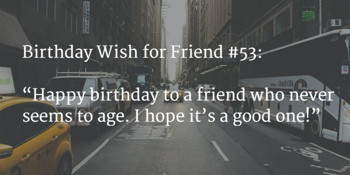 friend birthday wish 4