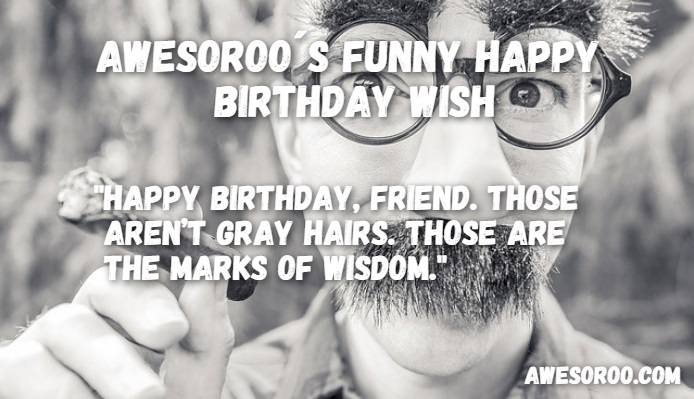 269 Most Funny Hilarious Birthday Wishes Quotes Apr 2018