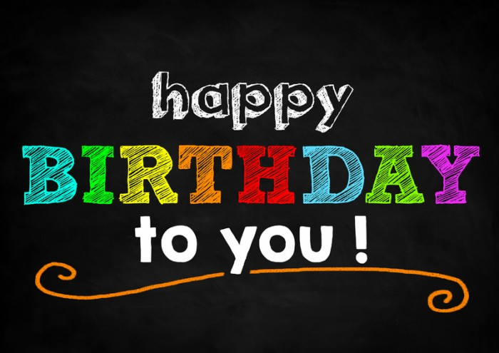Today is a special day – your friend's birthday. Celebrate ...