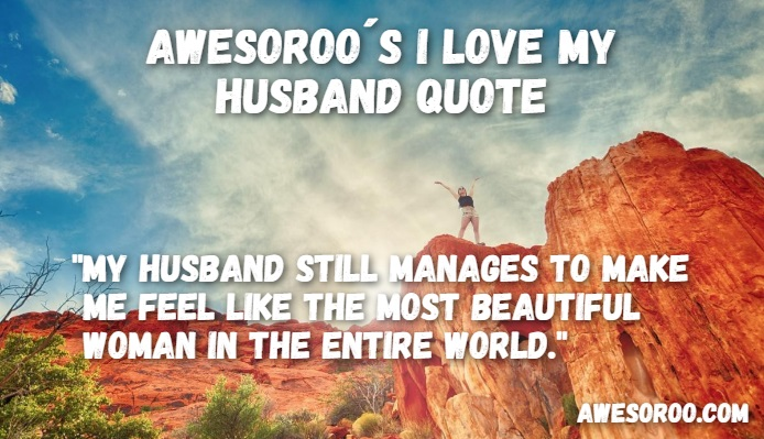 incredible husband quote