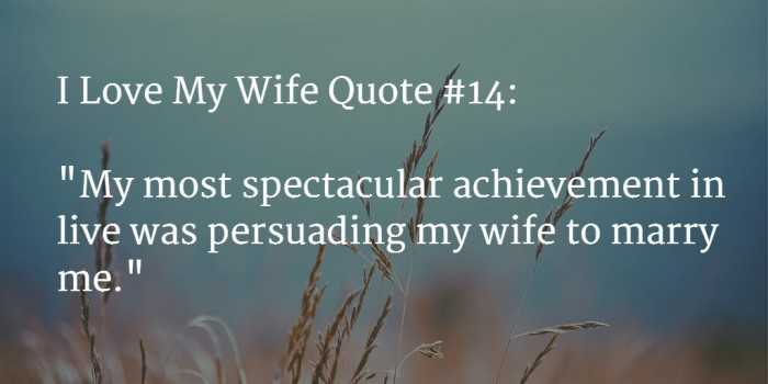 80+ [AWESOME] I Love My Wife Quotes And Images 2016