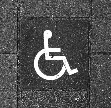 wheelchair logo mobile