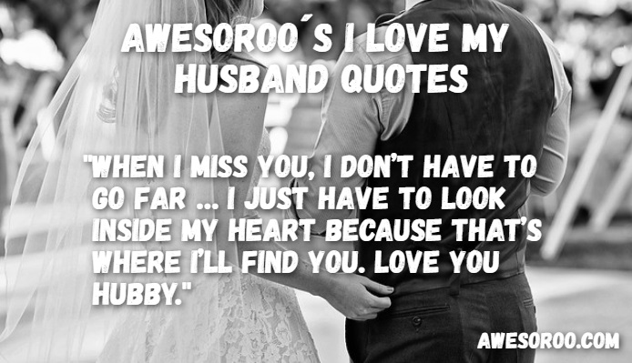 awesome husband quotes