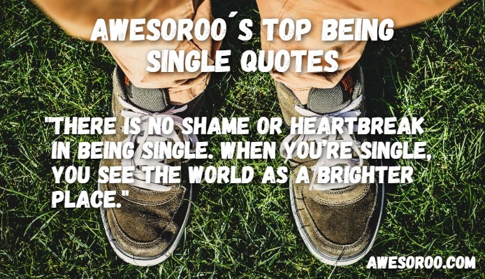 cute being single quote 2