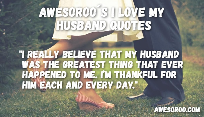 husband and wife quote