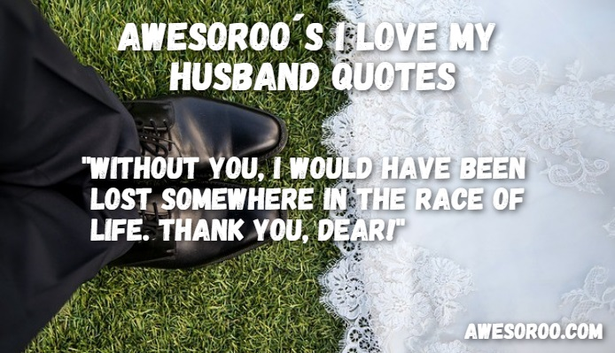 husband i love you quote