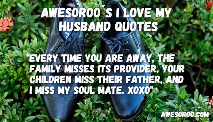 missing my husband quote
