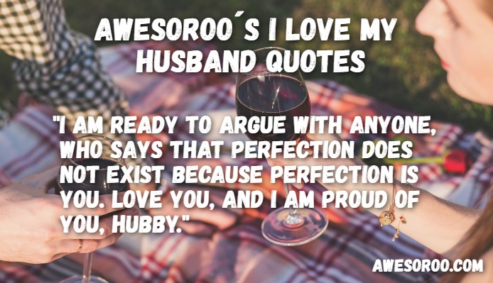 perfect husband quote