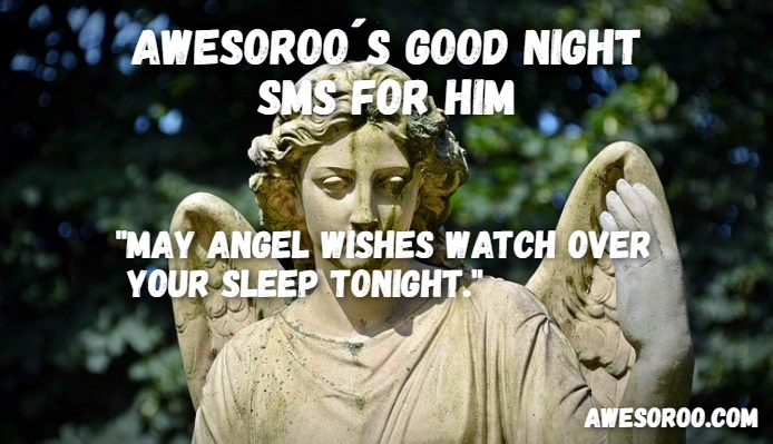 goodnight sms for him 9