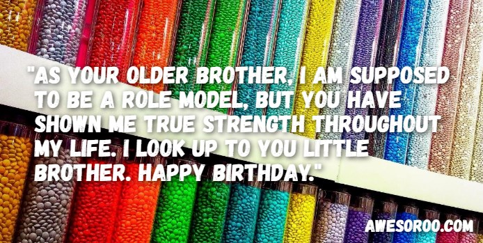 happy birthday brother 15