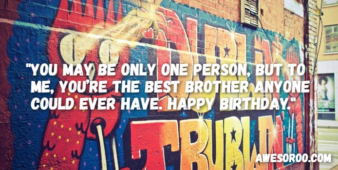 happy birthday brother 8