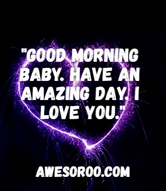 GOOD MONING MY LOVE (HEART)