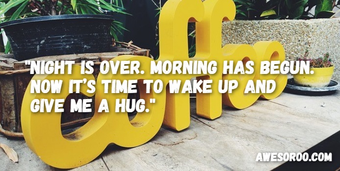 130+ [REALLY] Cute Good Morning Text Messages for Her! (Jan