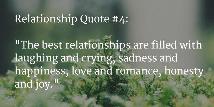 relationship saying 1