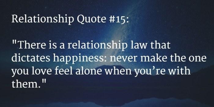 relationship saying 2
