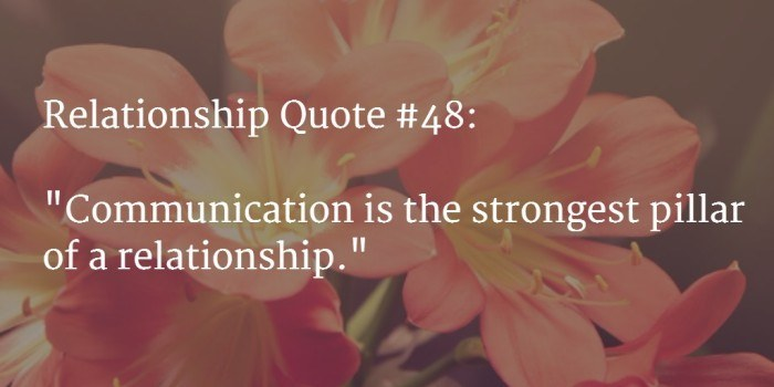 relationship saying 5