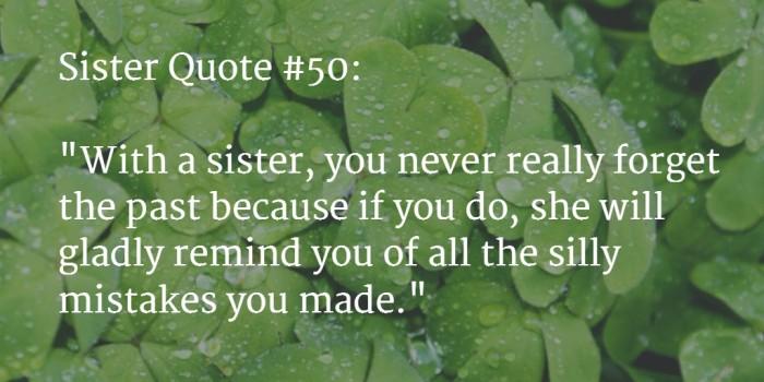 sister saying 5