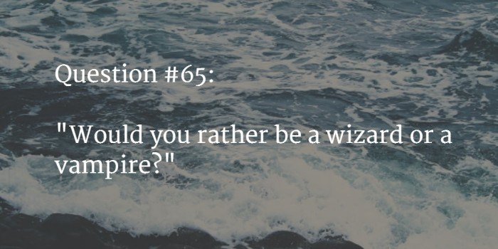 would you rather question 5