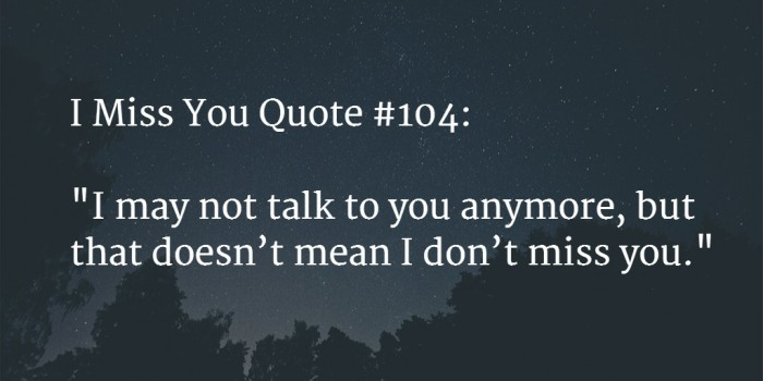 miss you quote 7