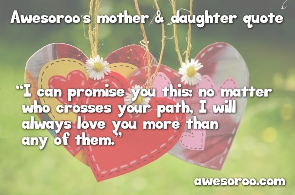 quote about mothers love
