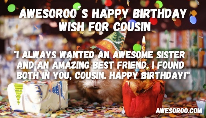 204+ [BEST] Happy Birthday Cousin Status Quotes & Wishes