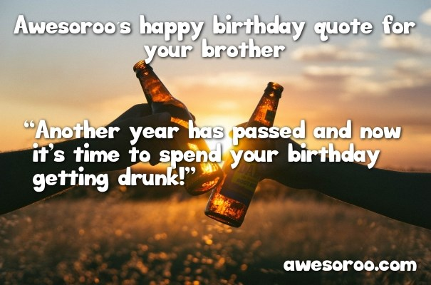 Funny Birthday Quotes For Brother From Another Mother Master Trick