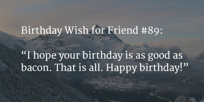 friend birthday wish 6