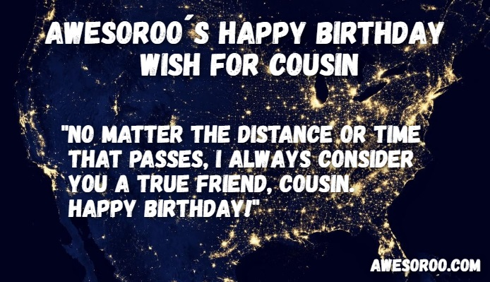 204+ [BEST] Happy Birthday Cousin Status Quotes & Wishes (Feb  2018)