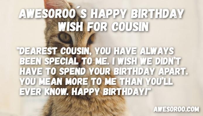 happy birthday cousin 8