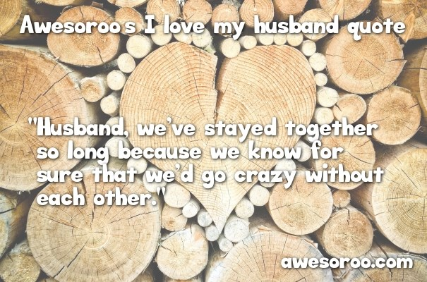 quote about loving my husband