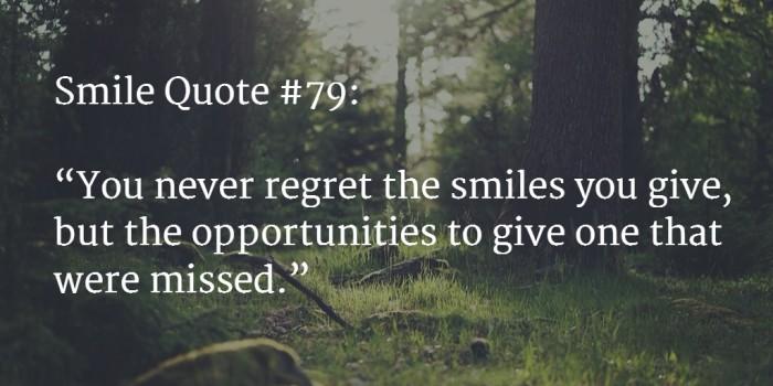 smile quote 5