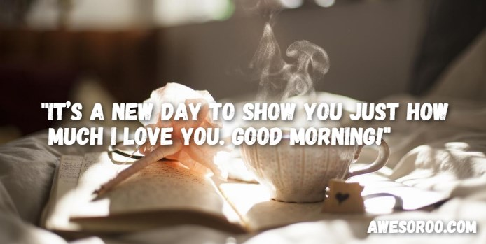 good morning love image 19
