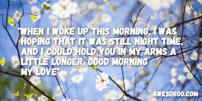 good morning love image 24