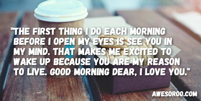 150 Best Good Morning Love Images Quotes Messages 2019
