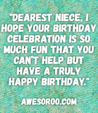 400+ [BEST] Happy Birthday Niece Wishes, Quotes & Images (Aug  2019)