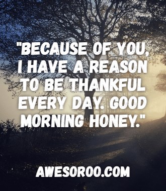 300+ [SWEET] & Romantic Good Morning Messages to My Love (2019)