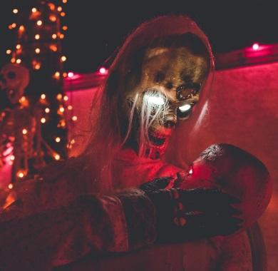 creepy halloween mobile